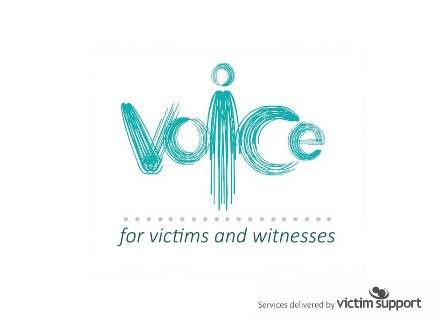 Victim Support!
