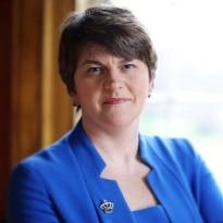 Arlene Foster, Northern Irish politician